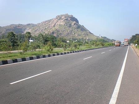 Alibaug Highway