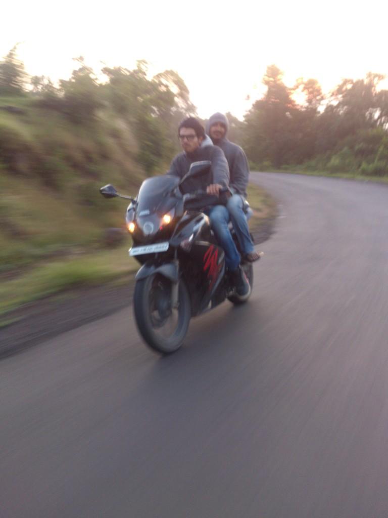bhandardara road