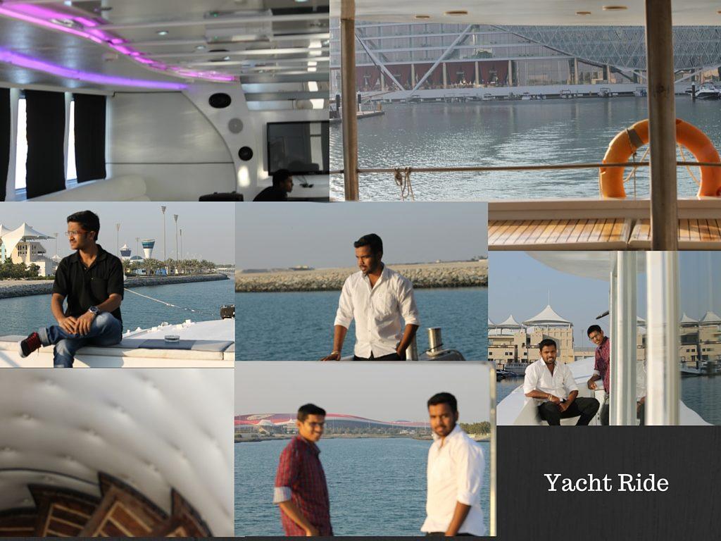 Yacht Ride